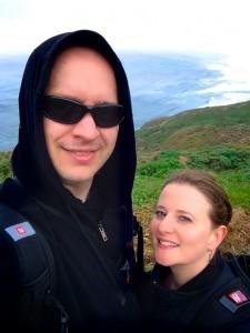 Ben and Jen Waldie